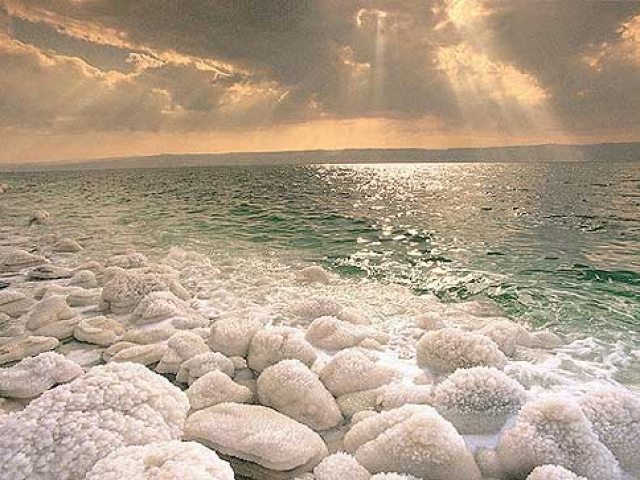 Jordan Experience with Dead Sea - Dead Sea, Jordan