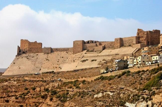 Jodan - Karak, Crusader Castle