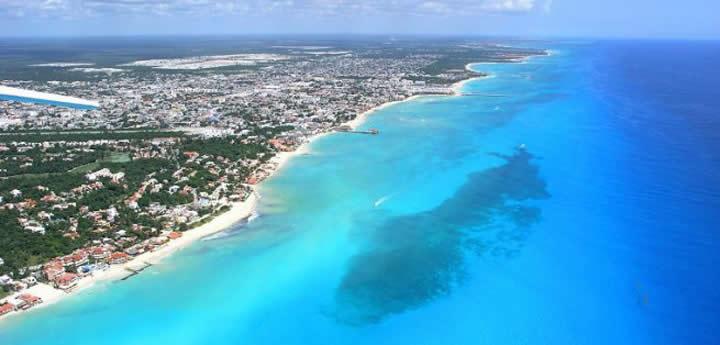 Cuba & Mexico, Mexico, Playa del Carmen
