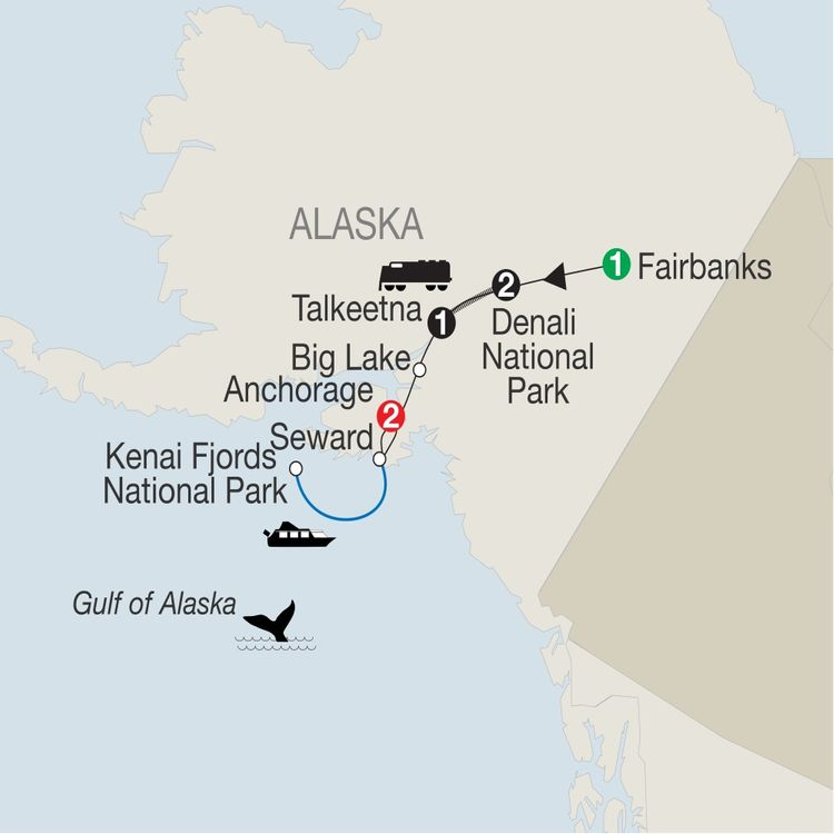Nature's Best Alaska