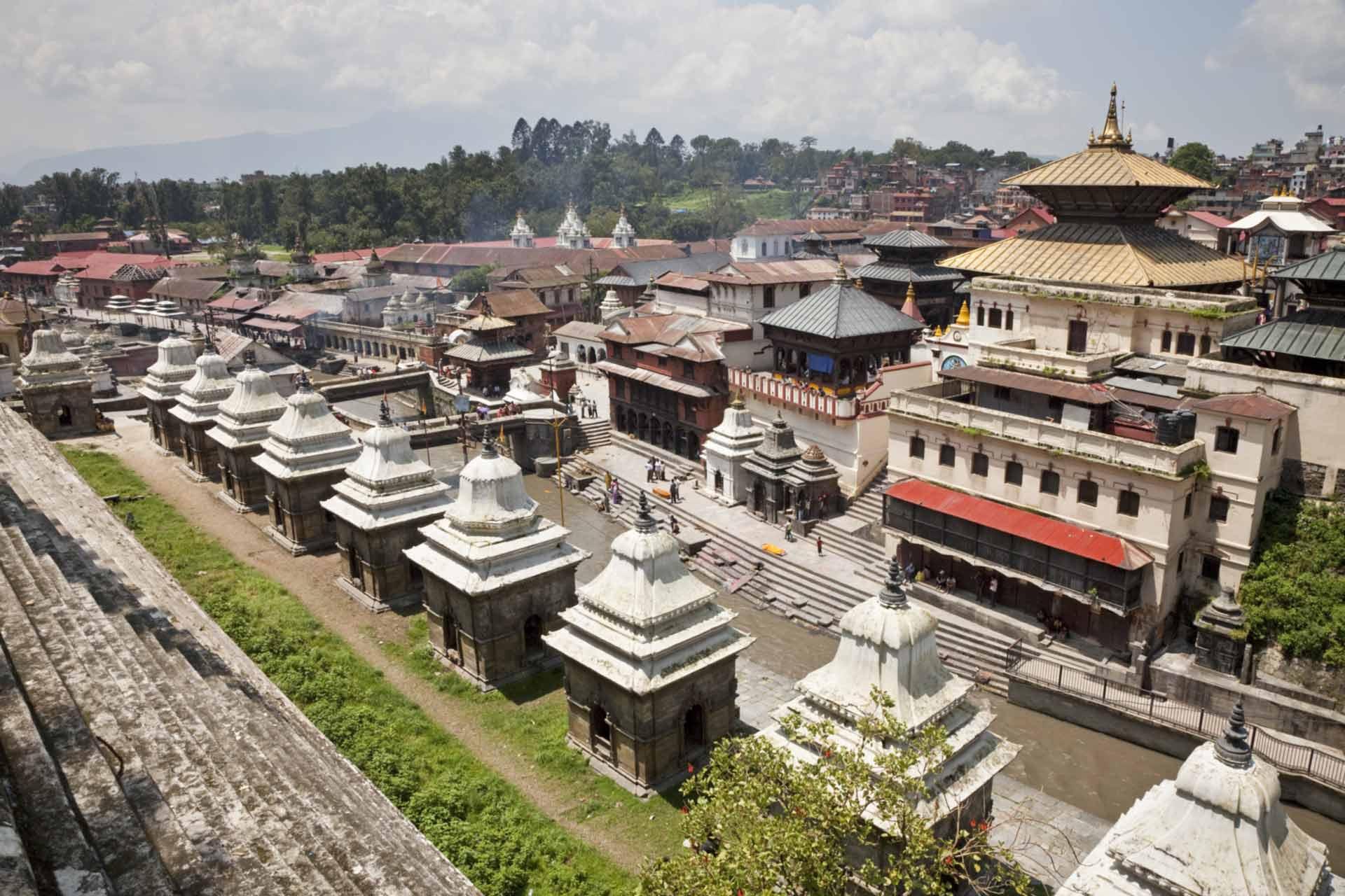 Taste of Nepal - Pashupatinath Temple, Kathmandu, Nepal