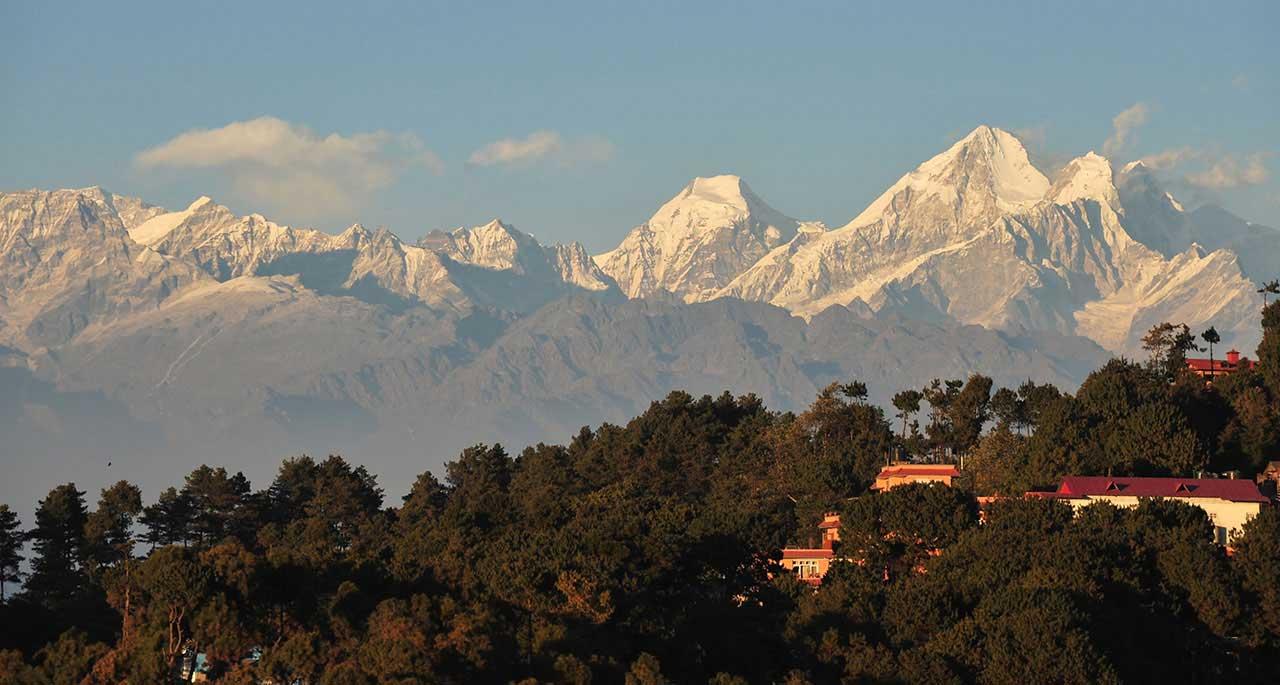 Nepal, Nagarkot