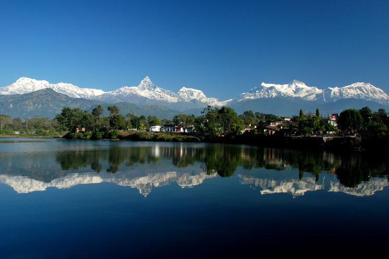Handpicked Nepal - Phewa Lake, Pokhara, Nepal