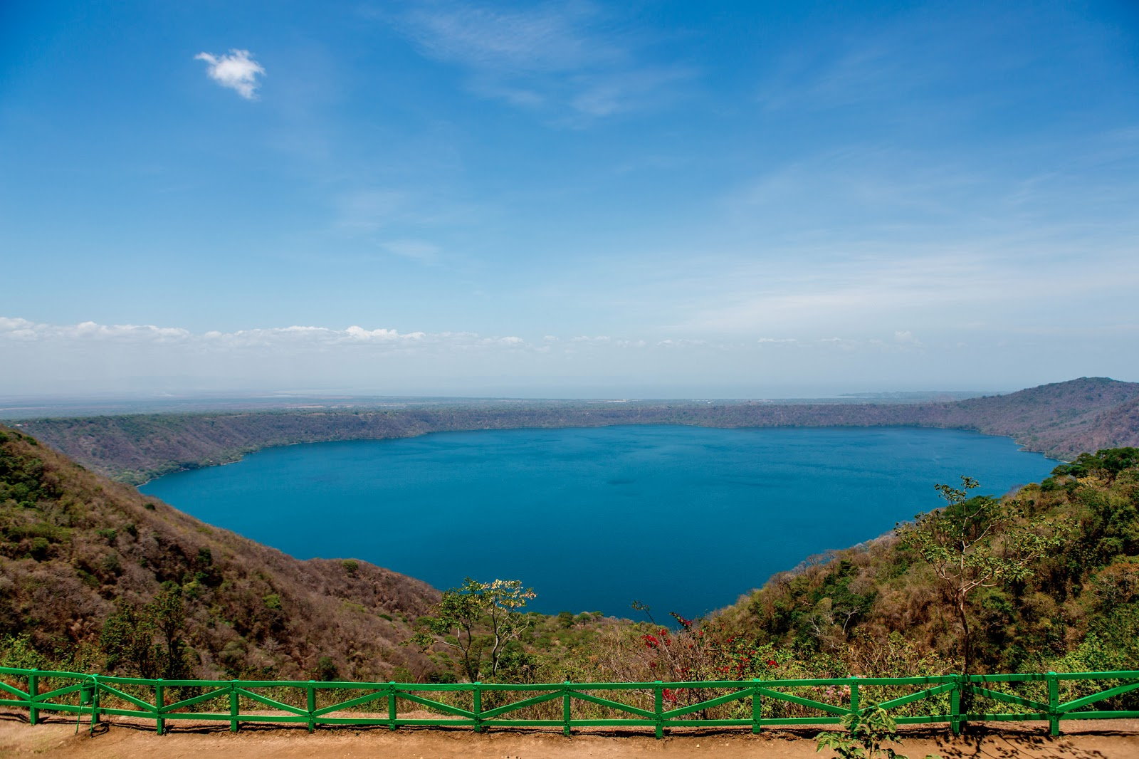 Nicaragua, Catarina, Laguna de Apoyo