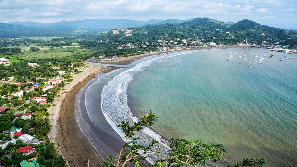Nicaragua, San Juan del Sur