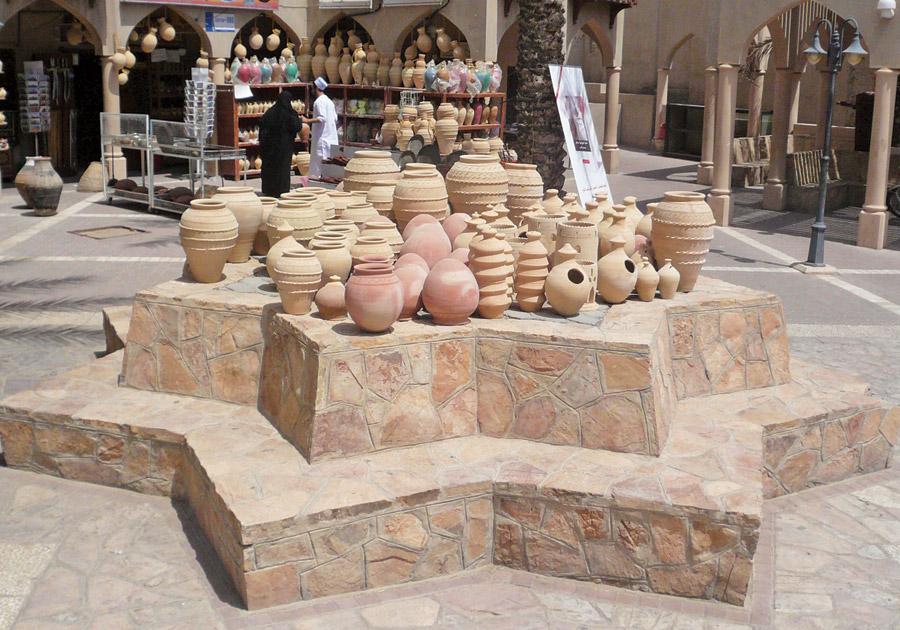 Oman, Nizwa Town