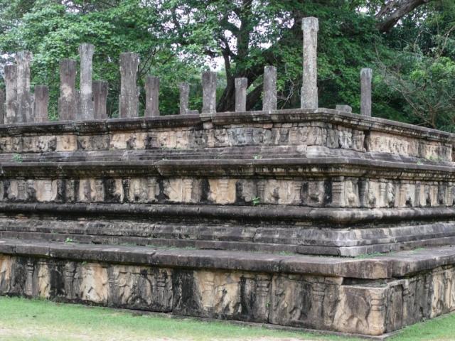 Sri Lanka, Polonnaruwa, Gal Vihara Complex