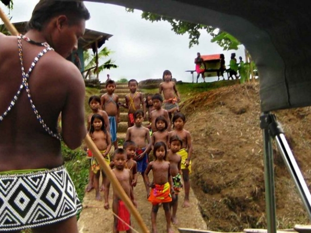 Darien Ethnic Expedition - Darien National Park, Mogue Embera Village