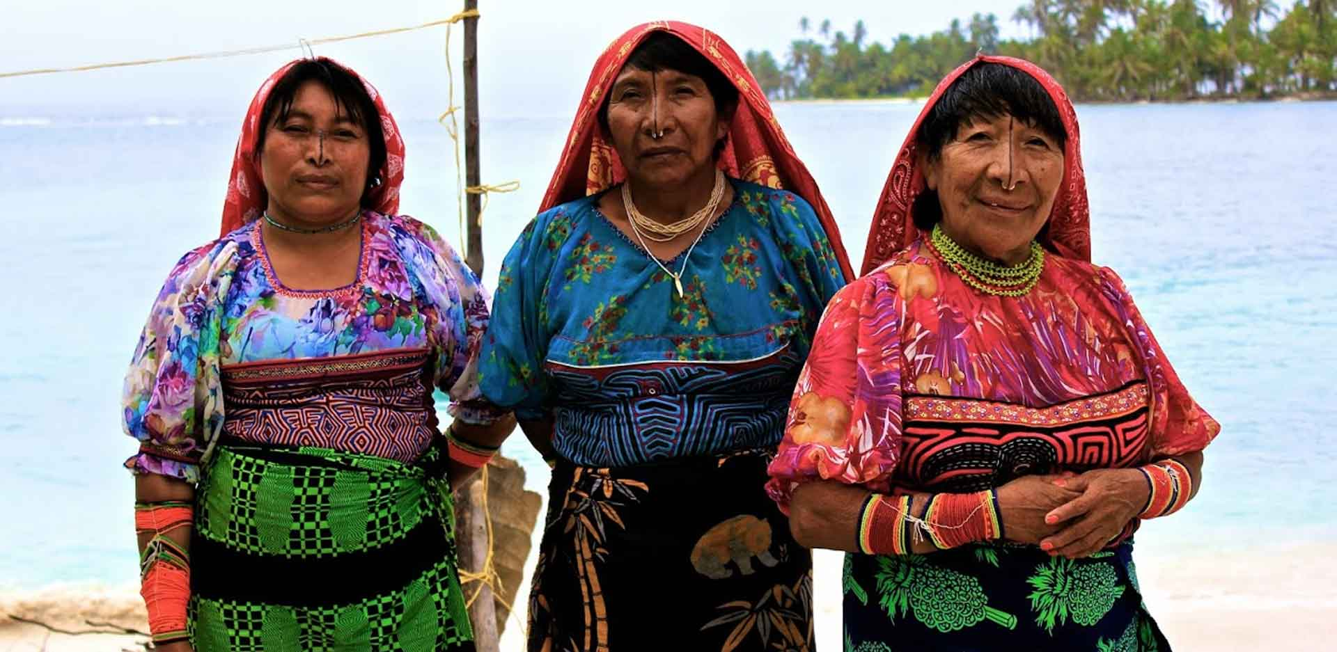 San Blas Archipelago – Kuna Kingdom - Panama, San Blas Islands, Kuna Community