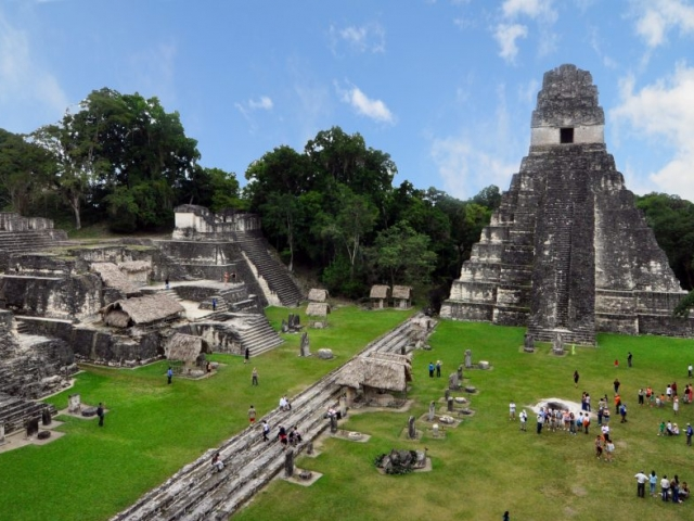 Heart of the Mayan World, Archaeological Site of Tikal