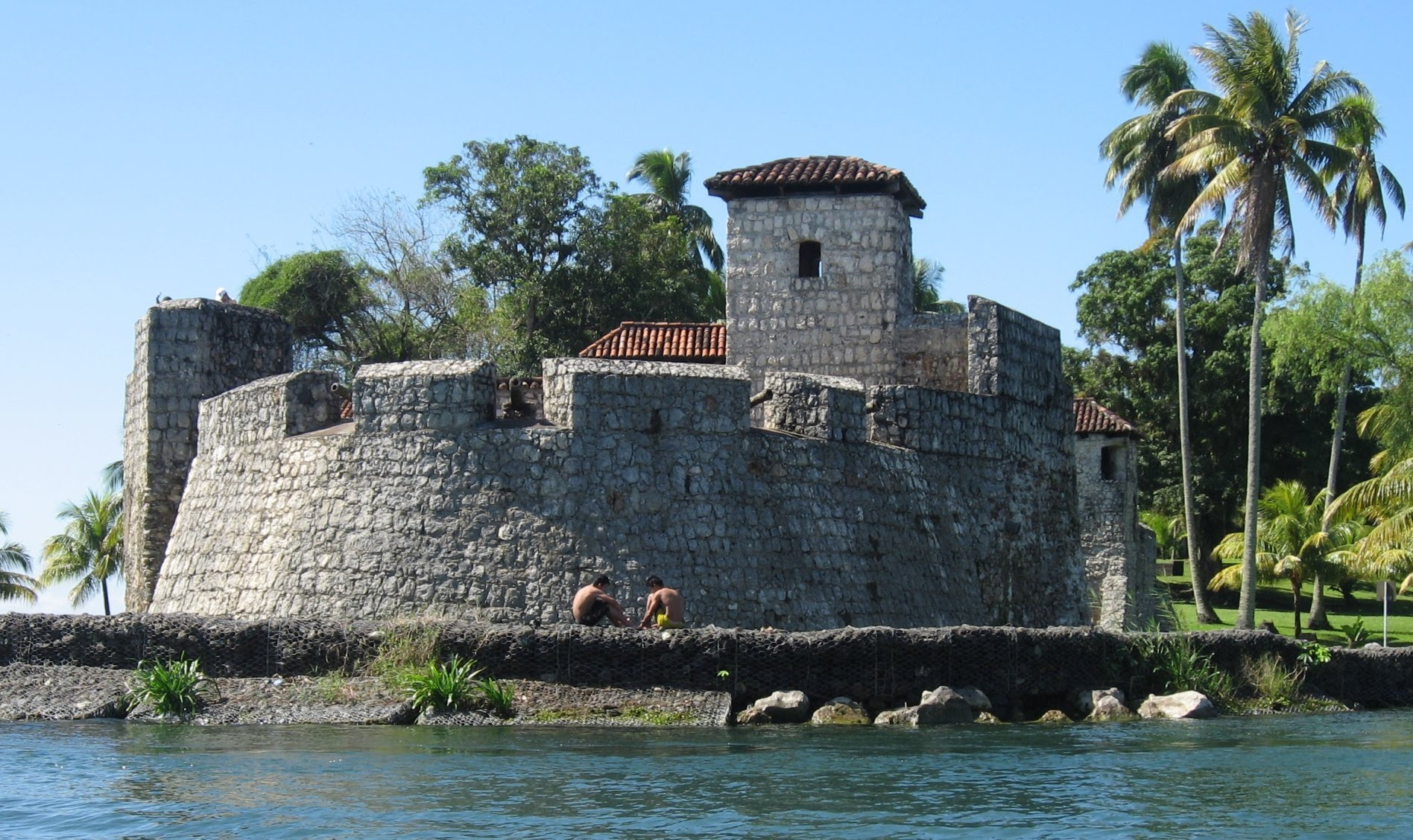 Heart of the Mayan World, Rio Dulce, San Felipe Castle
