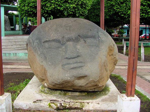 Colorful Guatemala, Archaeological Site of La Democracia