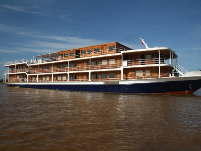 RV Indochine Ship