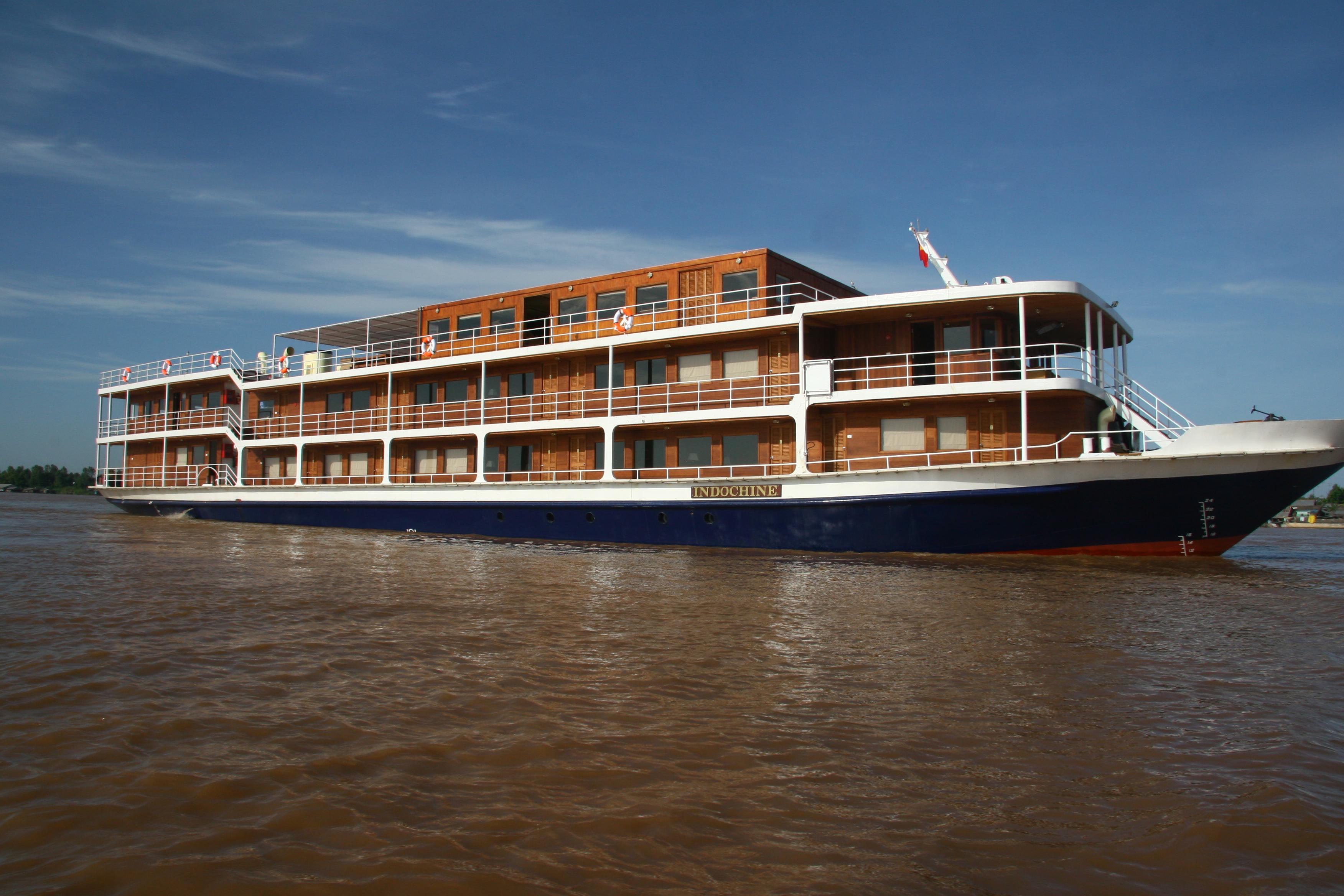 RV Indochine Ship