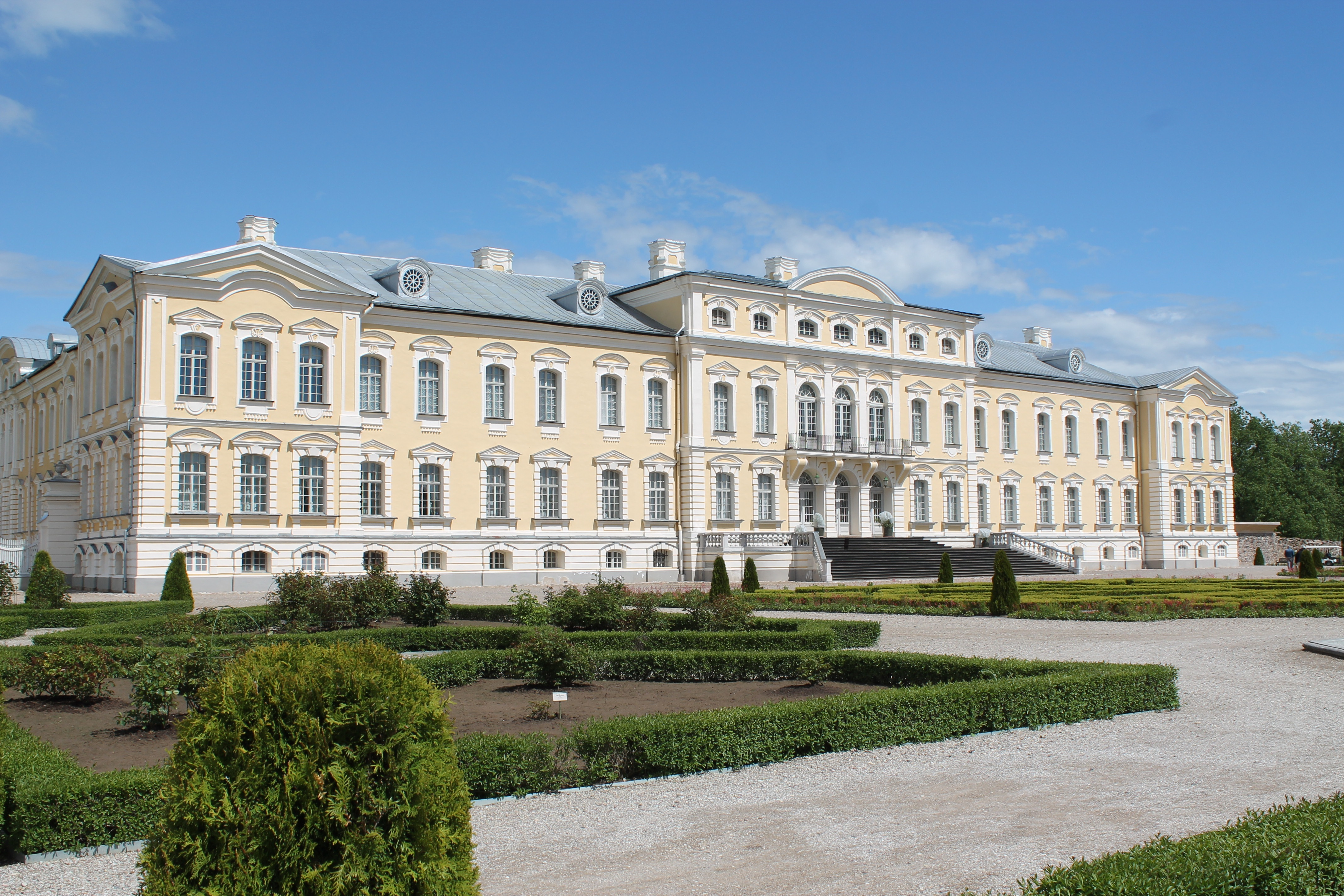 Highlights of the Baltics | Rundale Palace, Latvia