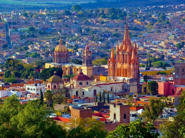 Colonial Jewels, San Miguel de Allende