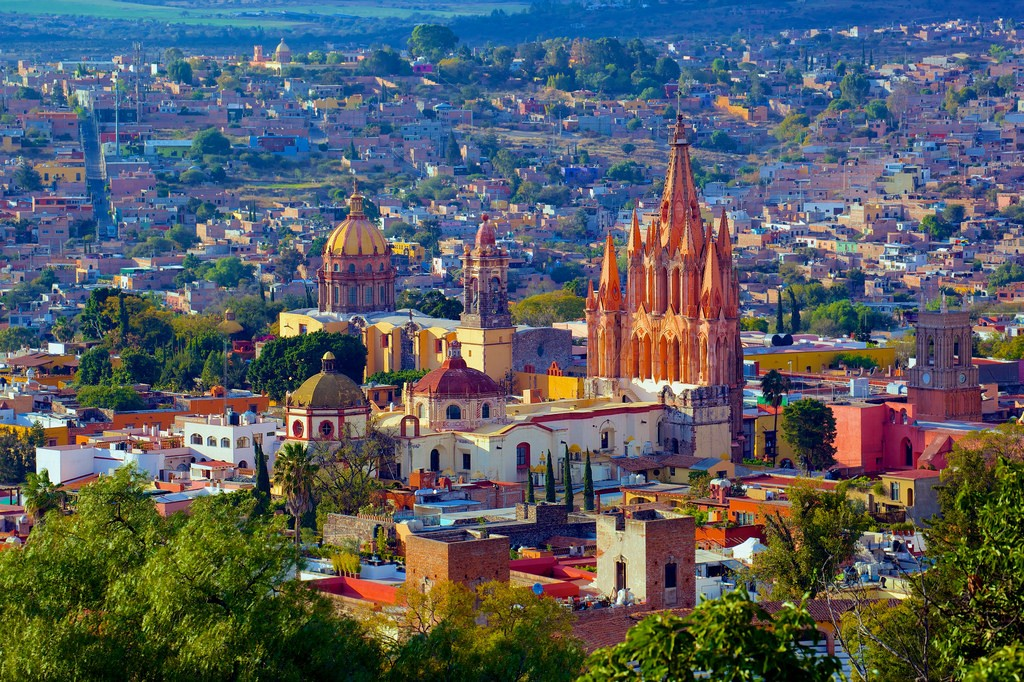 Colonial Jewels, San Miguel de Allende