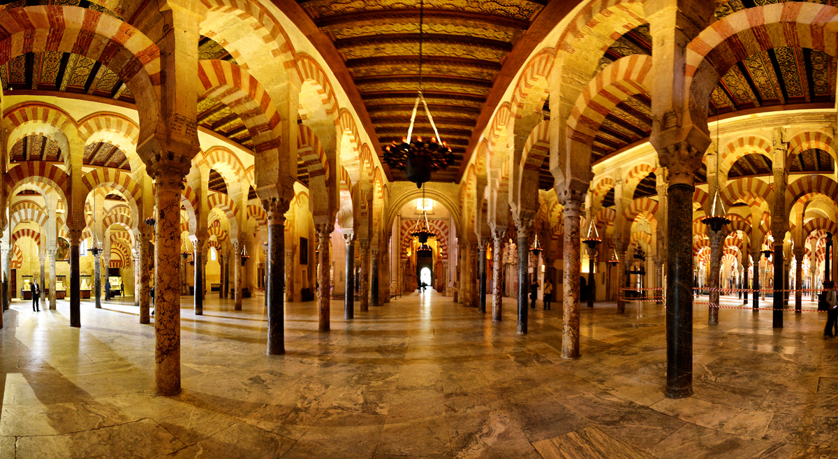 Best of Spain, Mosque of the caliphs, Cordoba, Spain