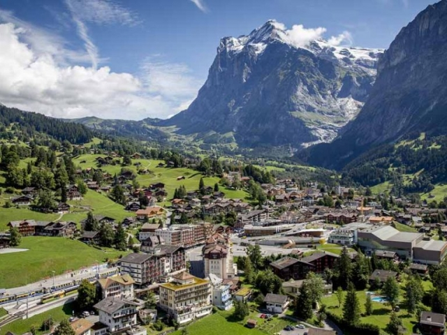 Switzerland, Grindelwald