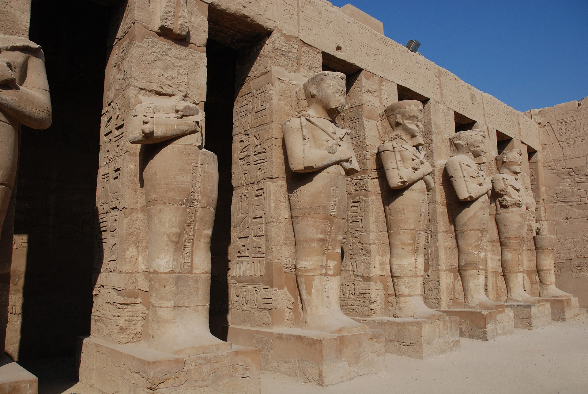 Splendours of Egypt | Temple Complex of Karnak, Luxor, Egypt