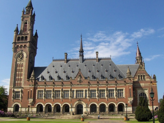 Amsterdam Explorer - International Courts of Justice, The Hague, The Neverlands