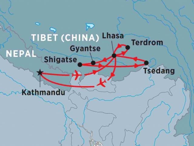 Tibet, Treasures of Tibet