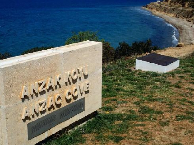 Turkey, Gallipoli, Anzac Cove