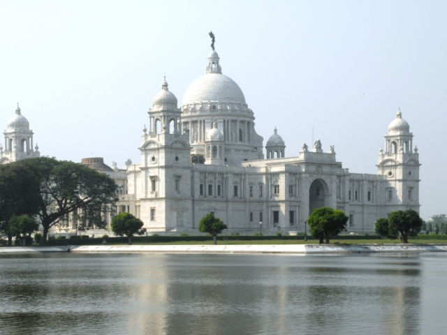 India, Kolkata, Victoria Memorial Hall