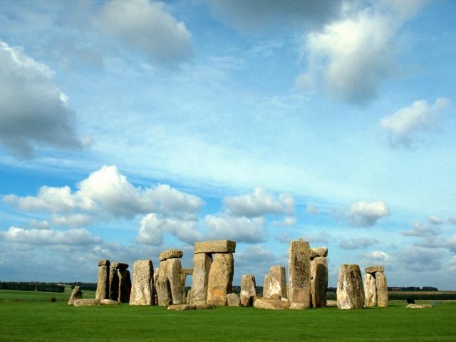 England, Salisbury, Stonehenge
