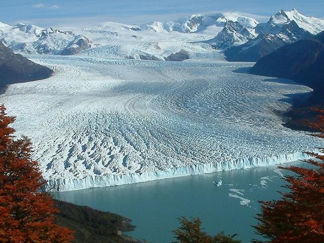 Argentina, Calafate, Perito Moreno