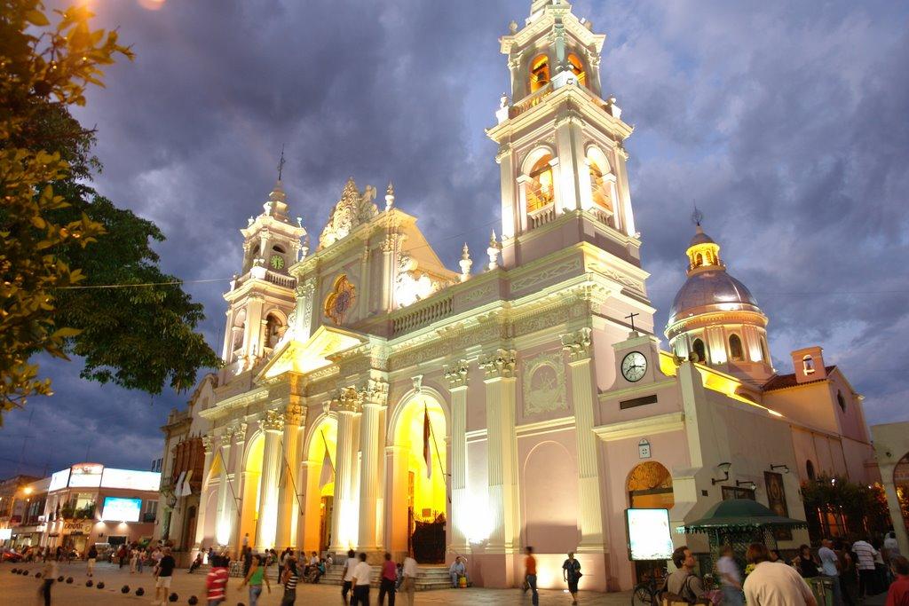 Argentina, Salta, Catedral of Salta