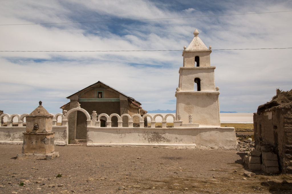 Bolivia, Chantani Village