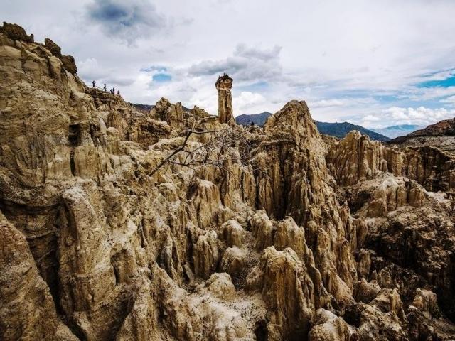 Experience La Paz | Moon Valley, La Paz, Bolivia