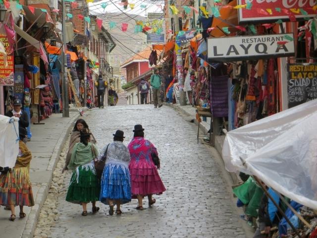Experience La Paz | Witches Market, La Paz, Bolivia