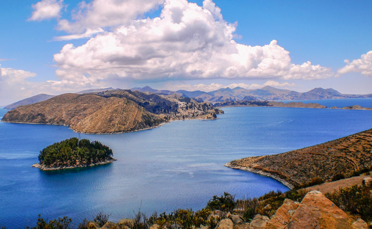 Bolivia, Lake Titicaca
