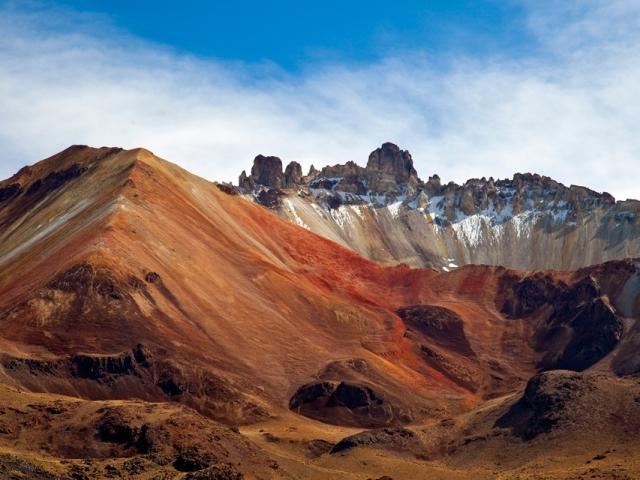 Handpicked Bolivia | Thunupa Volcano, Bolivia Thunupa Volcano, Bolivia