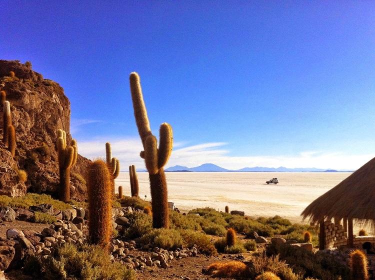 Bolivia, Uyuni, Salt Flat