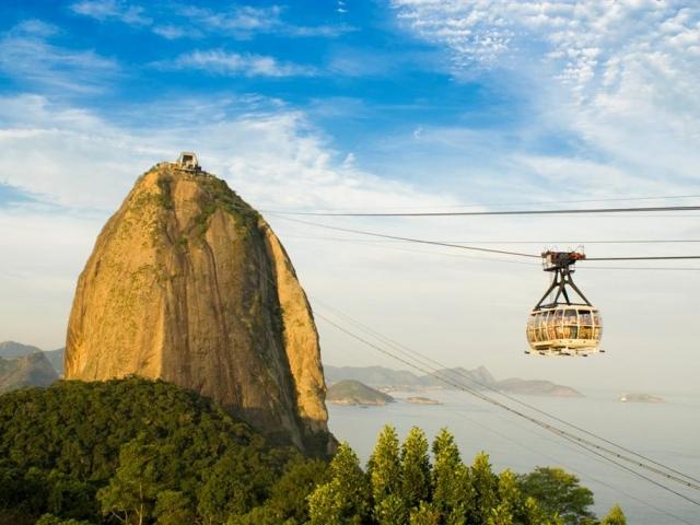 Experience Rio de Janeiro | Sugar Loaf Mountain, Rio de Janeiro, Brazil