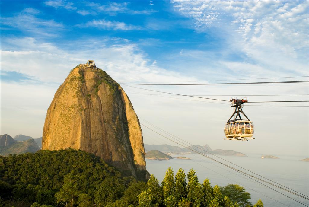 Brazil, Rio de Janeiro, Sugar Loaf Mountain