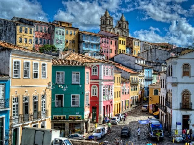 Discover Salvador | Pelourinho, Salvador, Brazil