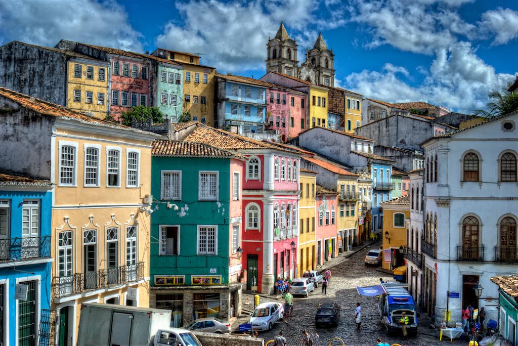 Brazil, Salvador, Pelourinho