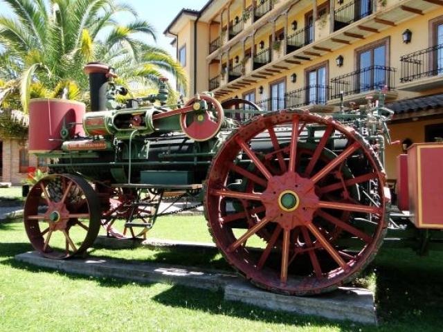 Chile, Colchagua Valley, Colchagua Museum