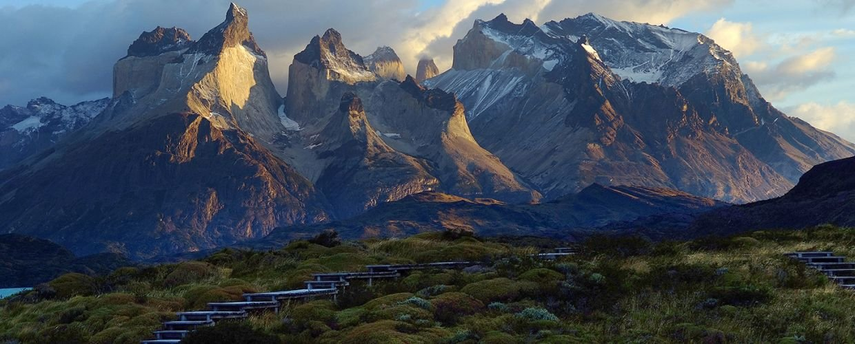 Chile, Patagonia, Paine Massif