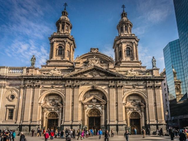 Experience Santiago | Santiago Metropolitan Cathedral, Santiago, Chile