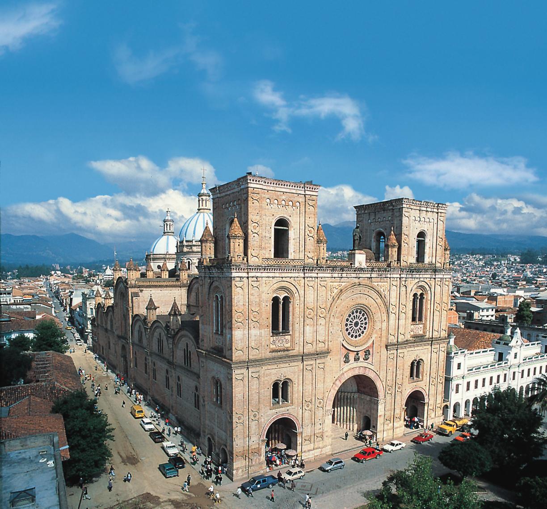 Ecuador, Cuenca, Catedral Nueva