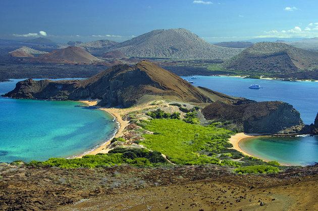 Ecuador, Galápagos Islands, Bartolome Island