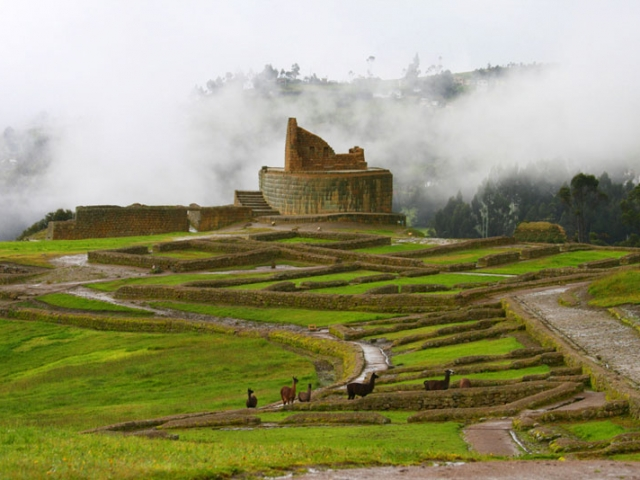 Handpicked Ecuador | Ingapirca Inca Ruins, Ecuador