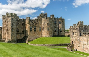 United Kingdom | Alnwick Castle, England