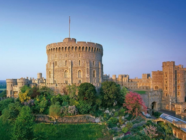England, Windsor Castle