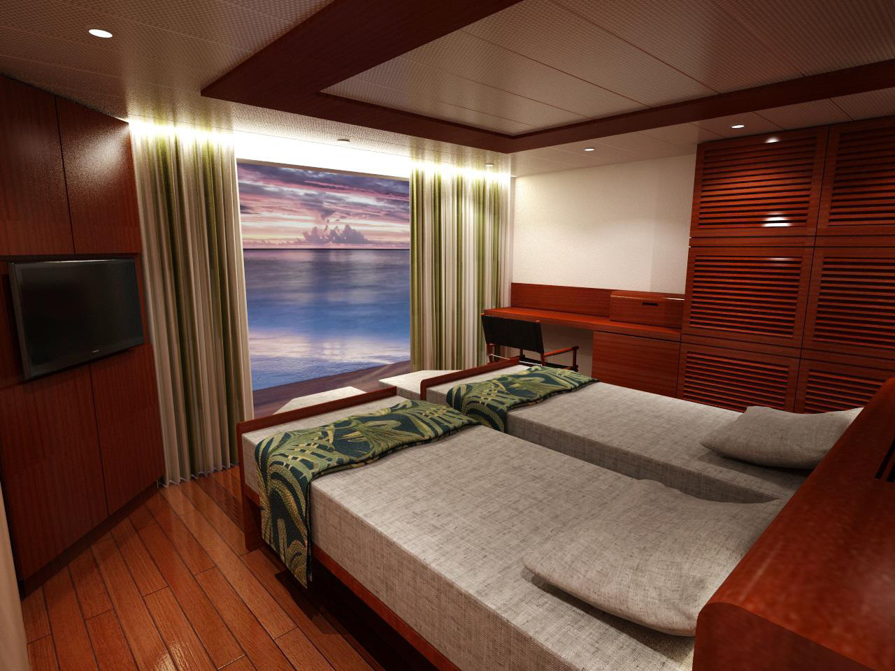 RV Indochine II - Cabin